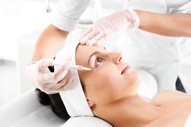 lifting facial sin cirugía - mesoterapia facial